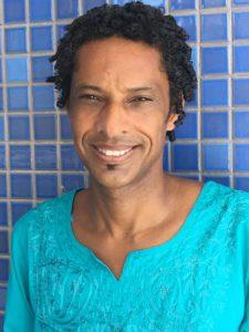 Bira Santos, Perkussionist und Lehrer aus Salvador, Bahia